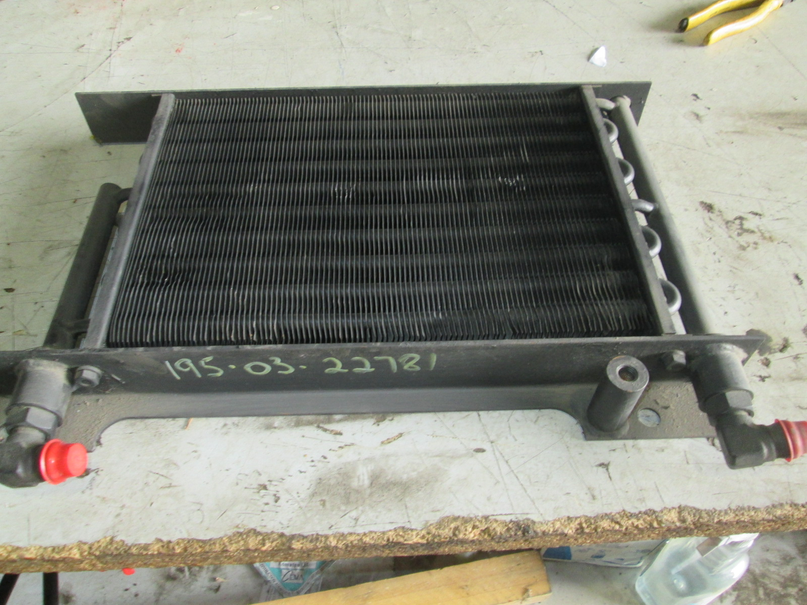 Parts for dozer radiator | Komatsu Used Parts